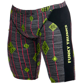 Funky Trunks Training Bañador Jammer Hombre, kite runner